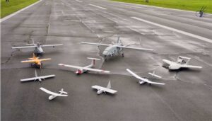 unmanned aerial vehicle, drone